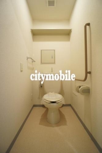 岩立ハイツ>トイレ