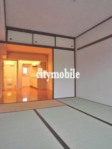 リバーサイド桜木>和室
