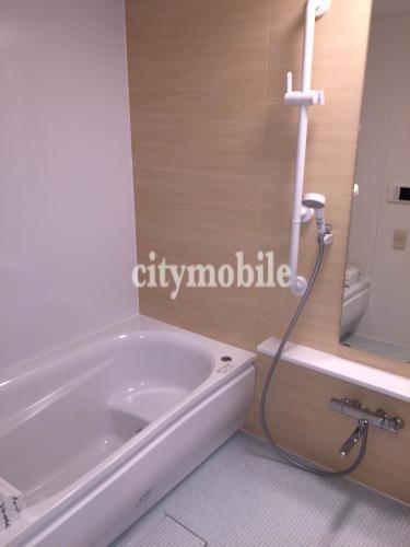 シティーパル新中野>201号室浴室
