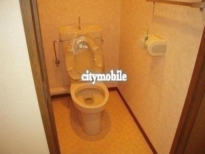 センターまちや>トイレ