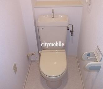 シーガル大森東>トイレ