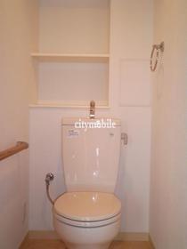 ラポール>トイレ