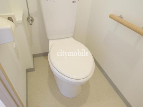 シャレール成城>トイレ