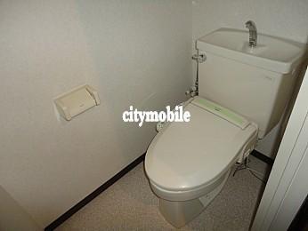 プラザサンタナカ7号館>トイレ