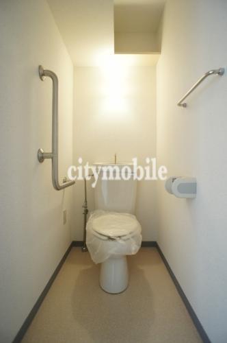 スカイマンション三善>トイレ