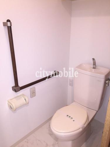 シティーパル新中野>201号室トイレ