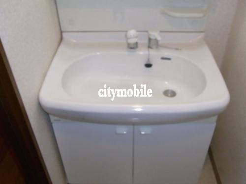センテニアルタワー>洗面所