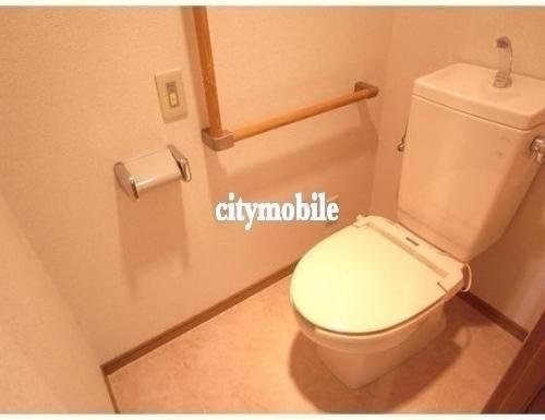 ユーフォリア三枝>トイレ