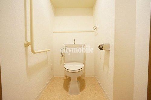 グランペール王子>トイレ