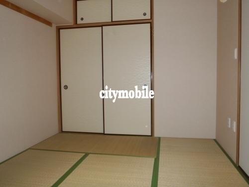 郷中青井マンション>和室