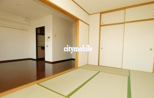 コーシャハイム多摩川>和室